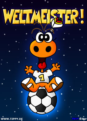 Weltmeister!